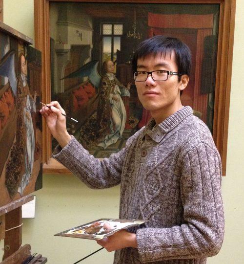 ZHANG Jiajun Portrait